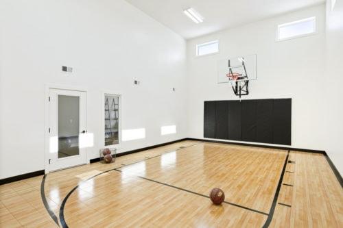 Indoor Sport Court - St. Charles Floorplan