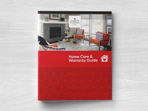 Customer Care Robert Thomas Homes