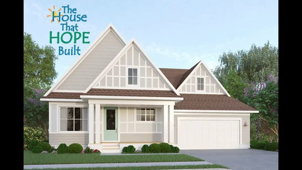 The House that Hope Built | 2017