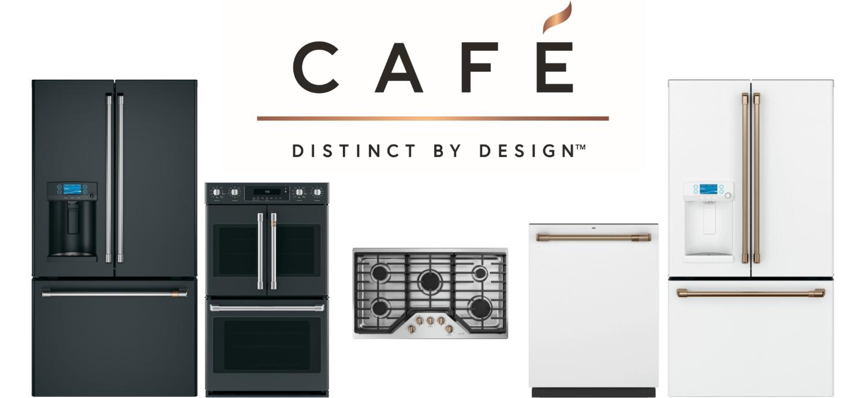 Spotlight: CAFÉ Series Appliances | Robert Thomas Homes