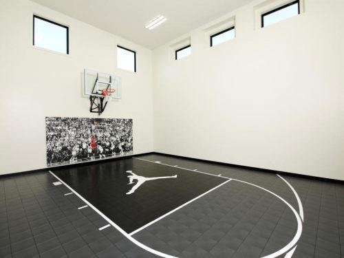 Indoor Sport Court - Baley Floorplan