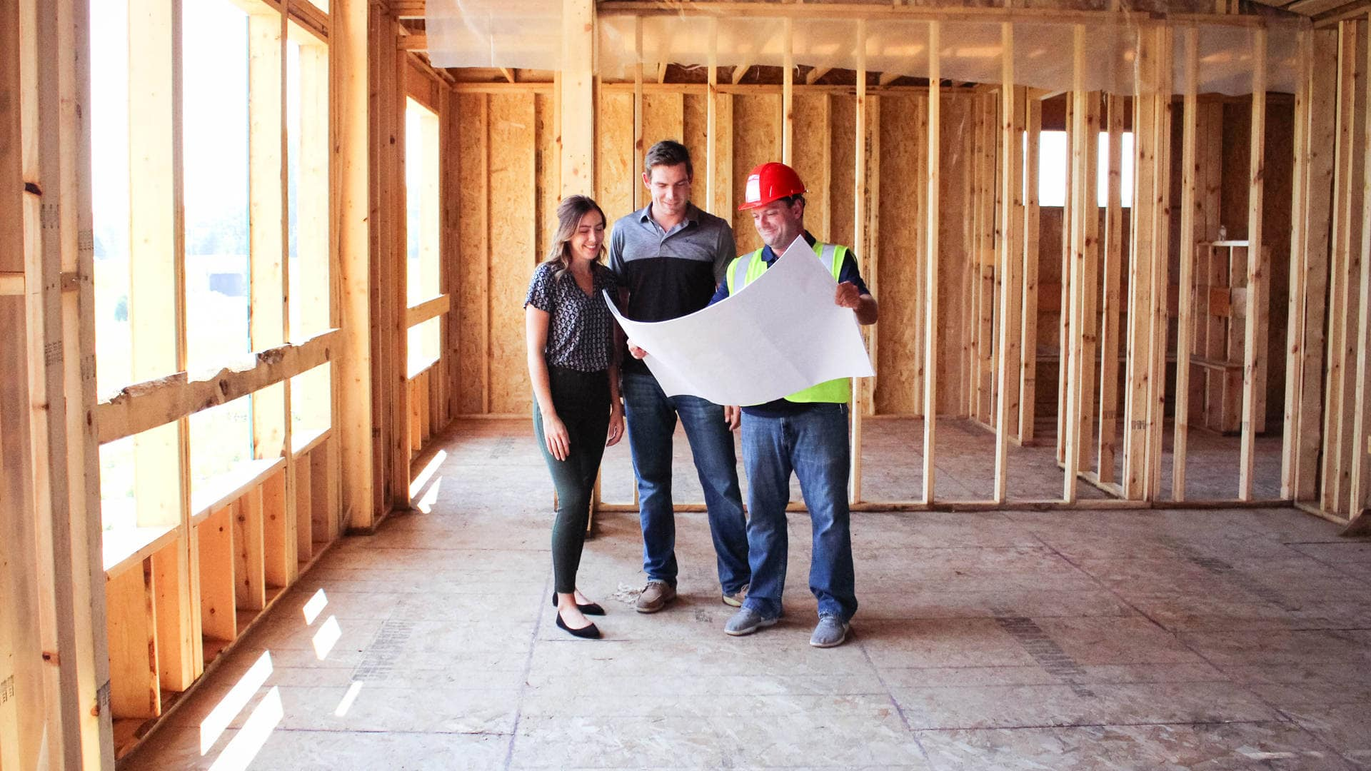 Build with Robert Thomas Homes